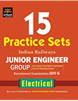 15 Practice Sets Indian Railways Junior Engineer Recruitment Exam - Electrical (Old Edition)