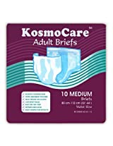 KosmoCare Adult Diapers - 80 Count (Medium)