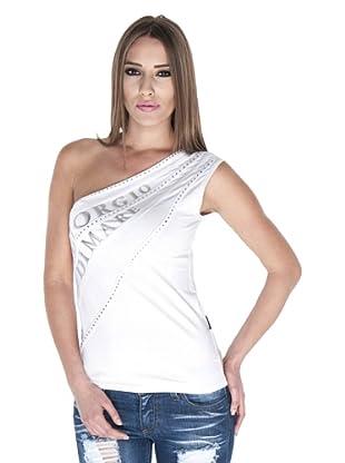 Giorgio Di Mare Camiseta Zaira (Blanco)