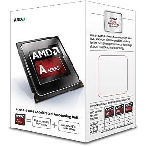 AMD A-Series APU A4-6300 3.7GHz Processor