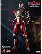 Hot Toys Marvel Iron Man 3 Heartbreaker Mark 17 XVII 1/6 Scale 12 Figure MISB