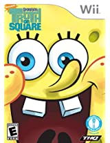 Spongebob Truth or Square (Nintendo Wii) (NTSC)