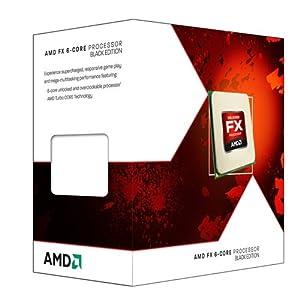 AMD FX-Series AMD FX-6100 TDP 95W 3.3GHz×6 FD6100WMGUSBX