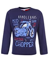 Ollypop Full Sleeves T-Shirt - Chopper Print