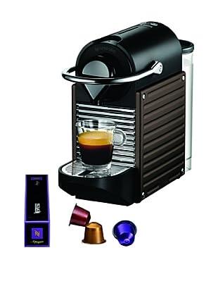 Krups Máquina de Café Nespresso Pixie Dark Marrón