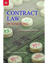 Contract Law in Hong Kong - A Comparative Analysis