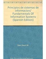 Principios de Sistemas de Informacion