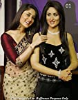 The Attractive Designer Kareena Kapoor saree