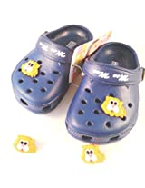 Mee Mee - Baby Crocks Blue(Size-22)