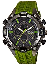 Sonata Ocean Series III Analog Multi-Color Dial Men's Watch - 77028PP02J