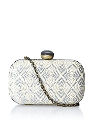 Urban Expressions Women's Laguna Clutch, Grey