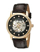 Stuhrling Original Analog Black Dial Men's Watch - 107D.3345K1