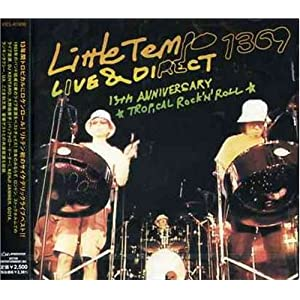 LIVE & DIRECT 1369 〜13th ANNIVERSARY TROPICAL ROCK'N' ROLL