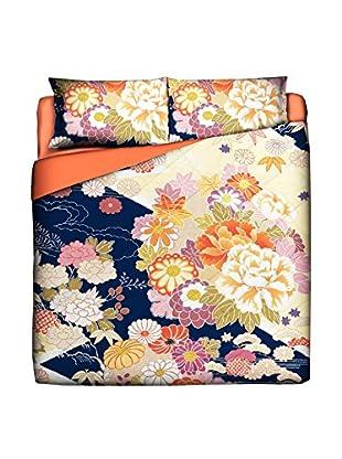 JAPAN MANIA by MANIFATTURE COTONIERE Steppdecke Kimono