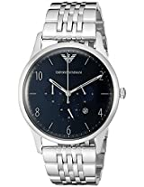 Armani Chronograph Blue Dial Men's Watch - AR1942
