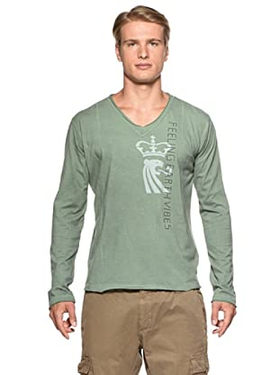 Datch Gym Camiseta Lombardo (Verde)