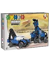 Clics,RoboRacers Box - Blue(Blue)