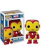 Iron Man: ~3.75