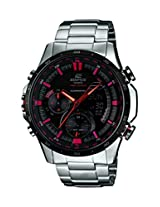 Casio Edifice Analog-Digital Black Dial Men's Watch - ERA-300DB-1AVDR (EX177)