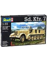 Revell of Germany SD.KFZ 7 Plastic Model Kit