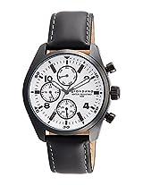 Giordano Analog White Dial Men's Watch - 1684-04