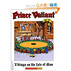 Prince Valiant: Vikings on the Isle of Man