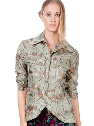 Custo Camisa Soldier (Caqui)
