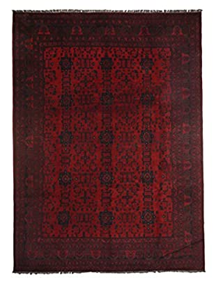 Darya Rugs Traditional Oriental Rug, Red, 8' 3