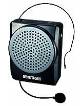 Voice Amplifier 20 Watts, Portable, for Teachers, Coaches, Tour Guides, Presentations, Costumes, Etc.
