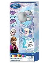 Frozen Girls Fun-Tiles Message Door Hanger Kit