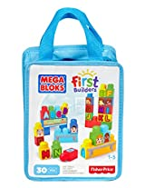 Mega Bloks Build N Learn Abc Spell Playset