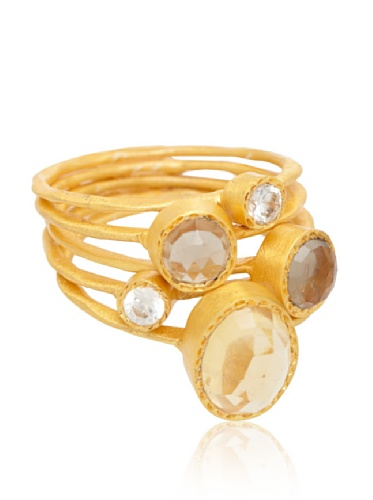 Kevia Set of 5 Stackable Rings