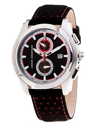 Adolfo Dominguez Watches 78101 - Reloj de Caballero cuarzo correa piel Negra