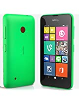 eShop24x7 GREEN Replacement Battery Door Panel Housing Back Cover Case Shell for Nokia Lumia 530