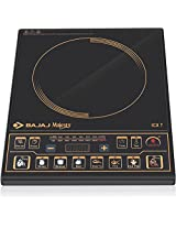 Bajaj Majesty ICX 7 Induction Cooktop-Black