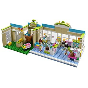女の子用レゴの動物病院