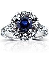 Kiara Swarovski Signity Sterling Silver Kirti Ring KIR0703 (9)
