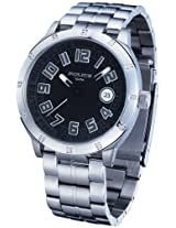 Police Analog Silver Dial Men's Watch - PL11807JS/02M