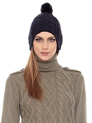 Pepe Jeans London Strickmütze Kilburn Hat (Blau)