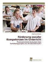 Forderung Sozialer Kompetenzen Im Unterricht