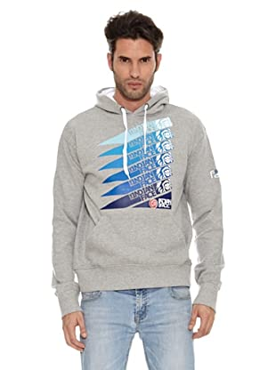 The Indian Face Sudadera Capucha (Gris)