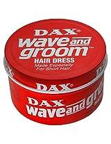 Dax Wave And Groom Hair Dress 3.5oz