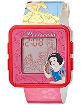 Disney Digital Multi-Color Dial Girls's Watch - PSSQ797-01B