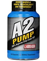 Labrada Nutrition A2 Argilean Pump Diet Supplement - 120 Capsules