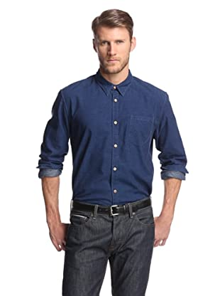 Levi's Made & Crafted Men's One Pocket Shirt (Chambray)