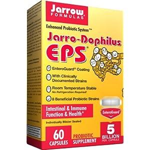 Jarrow Formulas Jarro-dophilus + Eps 60 AD