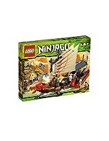 LEGO Ninjago Destinys Bounty 9446