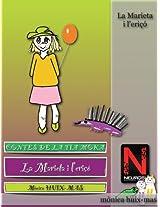 La Marieta i l'eriçó (Els contes de la tia Moka Book 3) (Catalan Edition)