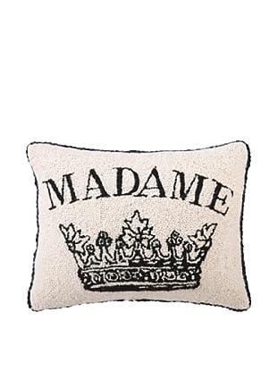 Peking Handicraft Madame Crown Hook Pillow
