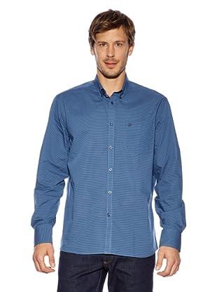 Redgreen Camisa Neal (Azul Claro / Azul Oscuro)